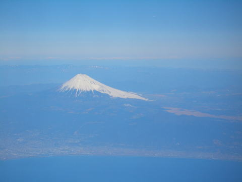 志度・路・戻ろ(しどろもどろ)-富士山、再び
