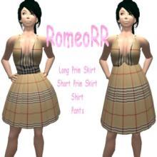 新作ワンピース RomeoRR