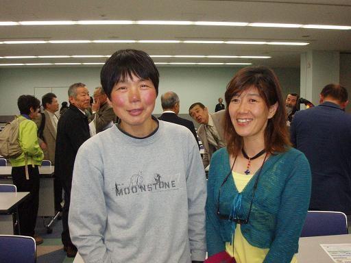 山野井泰史・妙子ご夫妻の講演会...