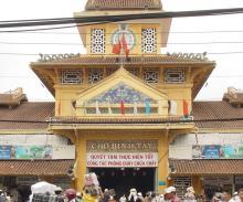 Cho Binh Tay