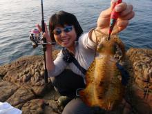 女流釣師日記