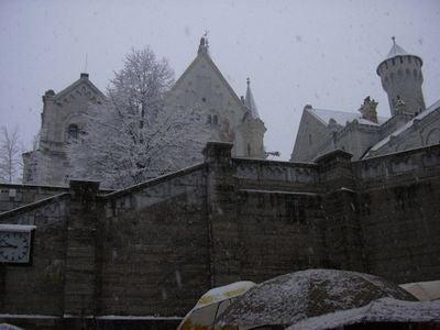 ノイシュバンシュタイン城4