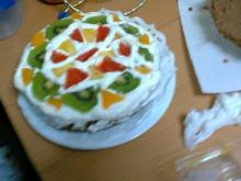 ケーキ製作3