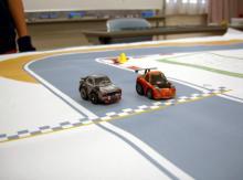Q STEER race2