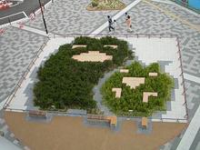 モリゾー&キッコロ植栽