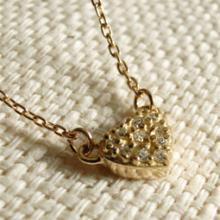 ダイヤモンドゴールドネックレス