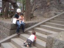 浅草の公園