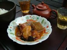 秋の中国茶
