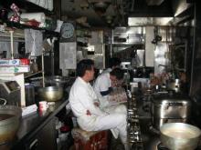 12月22日 停電中厨房待機中