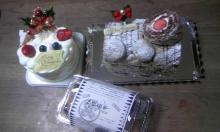 スライダーズおやじ-クリスマスケーキとか