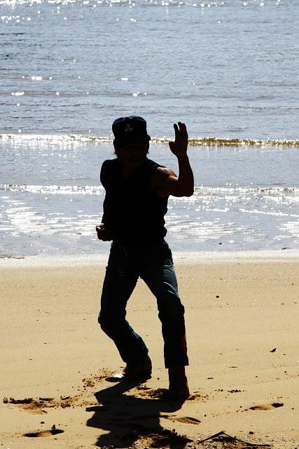 外に出たら写真を撮ろう-沖縄武術02