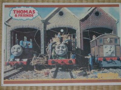 トーマスのパズル