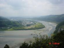 大井川です