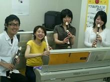 0506リコーダー部/笑顔のアルトチーム♪