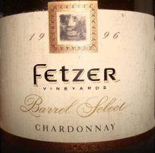 Fetzer Barrel Select 1996