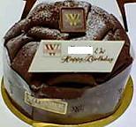 ヴィタメールのホールケーキ♪