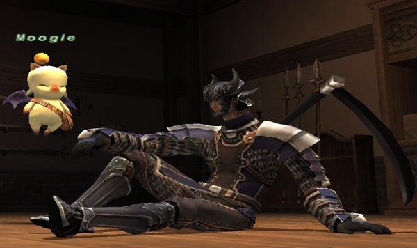 暗黒騎士LV67