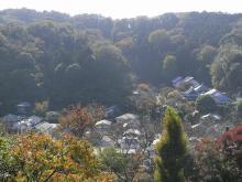 円覚寺からの眺め