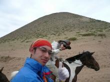 「地球探検隊」中村隊長のビタミンT-内モンゴル
