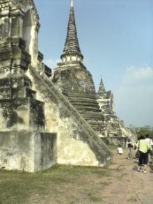 アユタヤ寺院