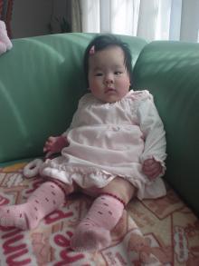5ヶ月のハンナ
