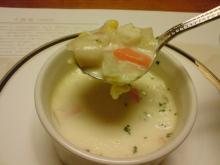 おうぎランチスープ
