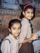 インドの子ども2