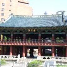 ソウル中心部の建物