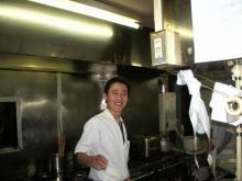 厨房の人気者 戦ちゃん