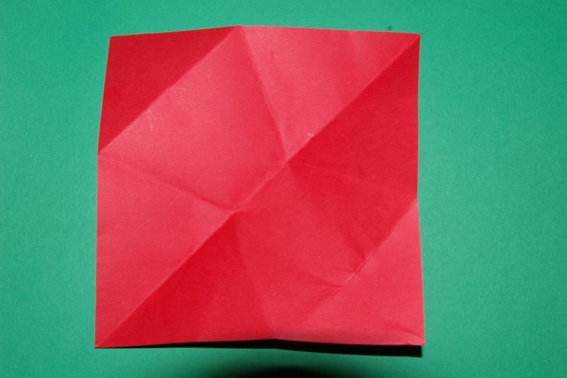 クリスマス 折り紙 折り紙 コップ : ameblo.jp