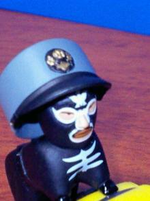 戦闘員制帽
