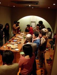 0612Xマス食事