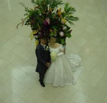 なつかしの結婚式