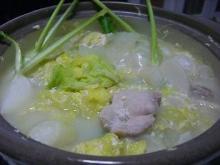 0110_豆乳鍋