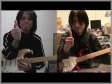 Canon Rock Twin Guitar
