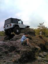 岩登りと末っ子