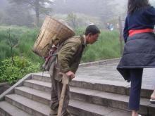 中国で出会った人