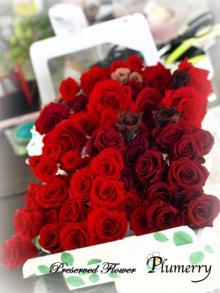 Plumerry(プルメリー)プリザーブドフラワースクール (千葉・浦安校)-rose