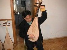 琵琶の先生
