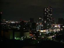 江東区の夜景