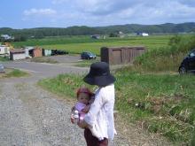 北海道の田舎