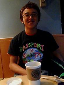 コーヒーと微笑み
