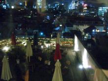 新年会の夜景!