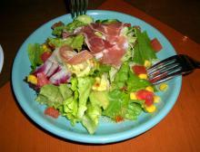 ピッコロ・サラダ