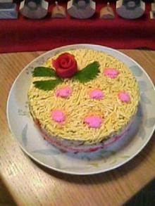 ちらしケーキ
