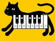 ニャンのピアノ