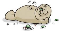 川崎悟司 オフィシャルブログ 古世界の住人 Powered by Ameba-だらしないジュゴン