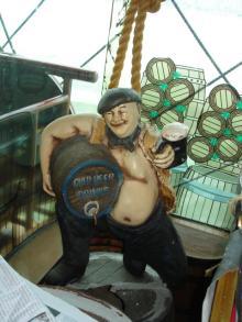 海賊船の海賊3