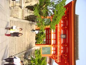 京都に行ったよ。