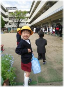 幼稚園風景